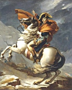 """Victory belongs to the most persevering."" ~ Napoleon Bonaparte"