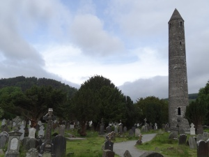 Glendolough Tower